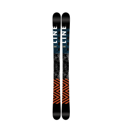 Skis Line Skis Wallisch Shorty M 7.0 Free 85 Black