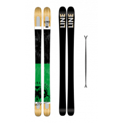 Pack skis+fix Line Supernatural 92 +Griffon 13 Blk