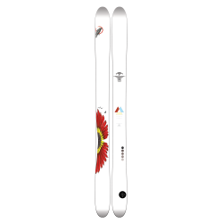 Pack Skis + Fix Line Mordecai + Griffon 3 Black
