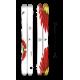 Pack Skis + Fix Line Mordecai + Griffon 3 Black