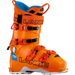 Chaussures ski Lange XT110 Freetour Flashy Orang