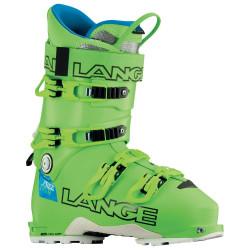 Chaussures de ski Lange XT 130 Freetour Acid Green