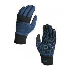 Gants De Ski Oakley Factory Park Glove Blue Shade
