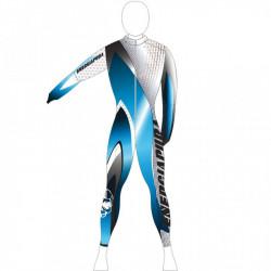 Combinaison racing Energiapura Thermic Line Bleu