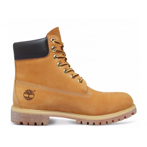 CHAUSSURES TIMBERLAND PREMIUM BOOT WHEAT YELLOW