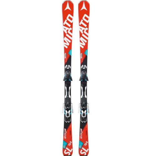 Pack Ski Atomic Redster Edge SL + Fix Xt 12