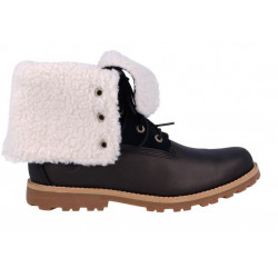 Chaussures Timberland 6-Inch WP Shearling Black