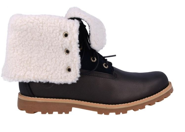 Timberland Precision Inch 6 Wp Shearling Chaussures Black Ski vxqpgwSd