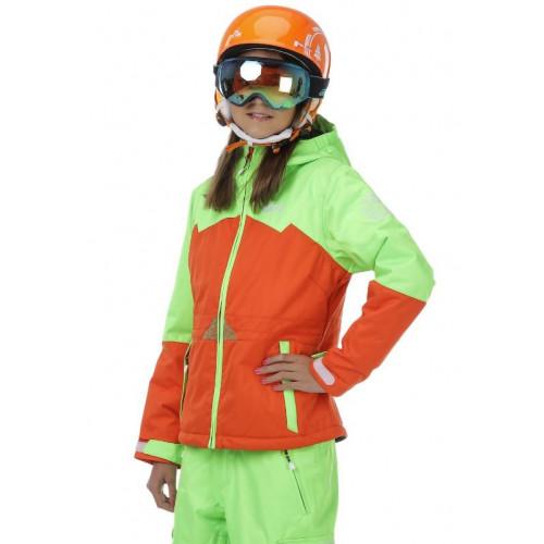 Veste Ski Picture Organic Maty Orange / Neon Green