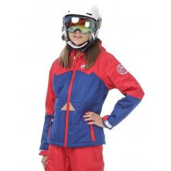 Veste De Ski Picture Organic Maty Dark Blue / Red