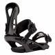 Pack Snowboard + Fix Ride Manic + Lx Blk