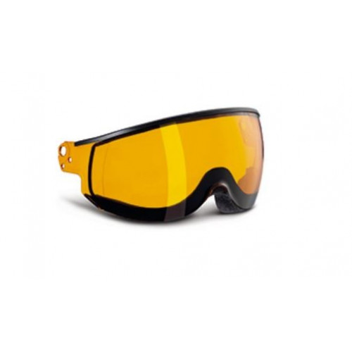 Ecran Casque De Ski Kask Piuma Double Lens Orange