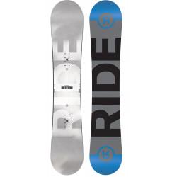 Pack snowboard + fix Ride Control V2 + Lx Black
