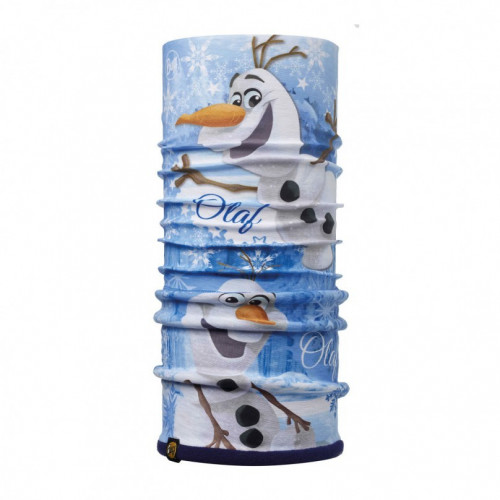 Tour de cou Buff Frozen Child Polar Olaf Blue Navy