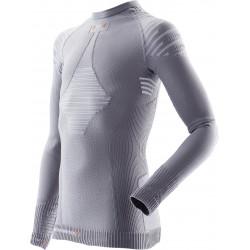 Vetement Technique X-bionic Invent Shirt Junior Grey