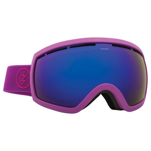 Masque ski Electric Eg2.5 Purple Brose/Blue Chrome