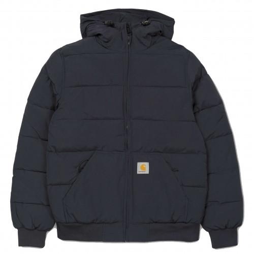 veste carhartt belmont jacket dark navy precision ski. Black Bedroom Furniture Sets. Home Design Ideas