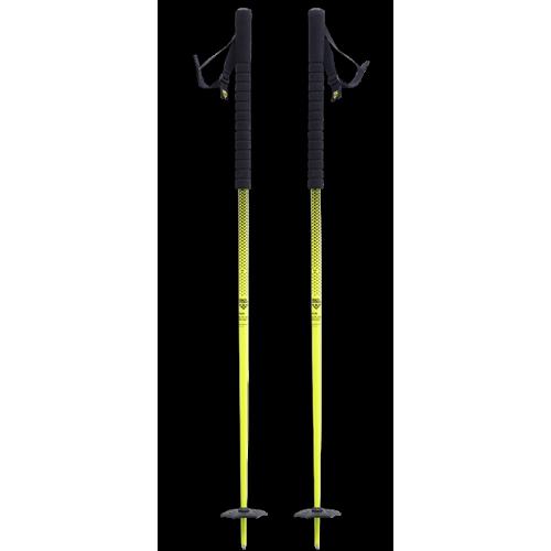 Bâton de ski Oxus Yellow Black Crows