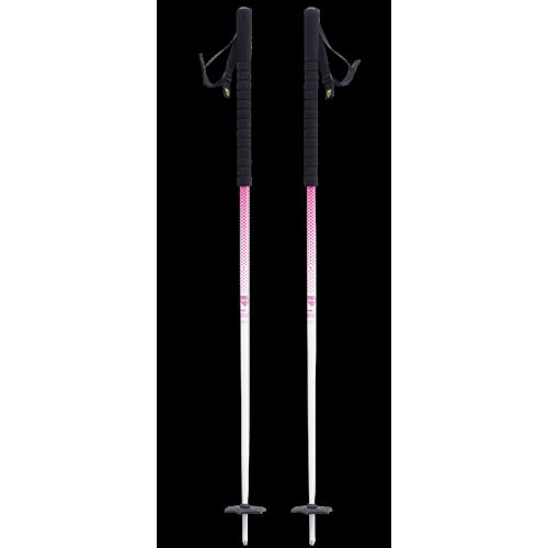 Bâtons de ski Oxus White Pink Black Crows
