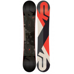 Pack Snowboard + Fix K2 Standard + Sonic Black