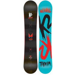 Pack Snowboard + Fix K2 Vandal + Vandal Black