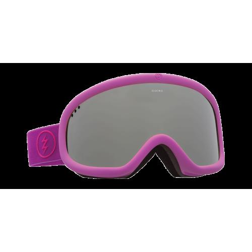Masque de ski Electric Charger Purple Brose