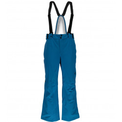 Pantalon De Ski Spyder Bormio Electric Blue