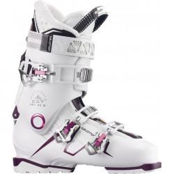 Chaussures de ski Salomon Qst Pro 80 W Burgandy Pk