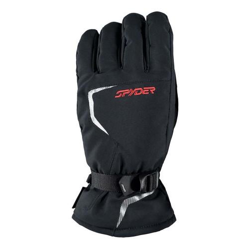 Gants De Ski Spyder Traverse Gore-Tex® Black / Red
