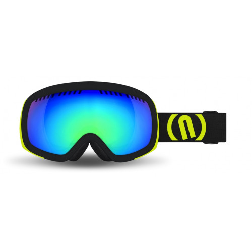 Masque Ski Neon Drop Black/Yellow Fluo Phototronic