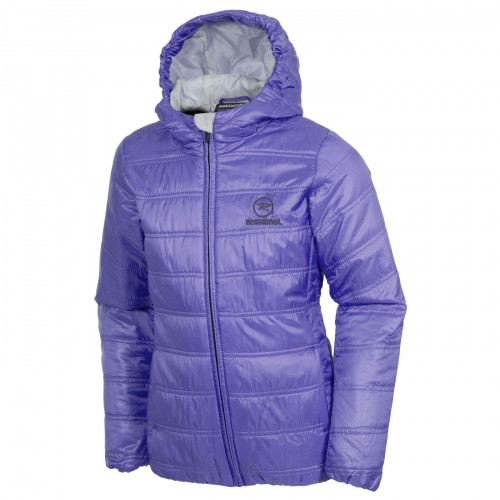 Doudoune Rossignol Light Loft Hood Jkt Deep Purple