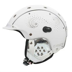 Casque de ski Casco SP3 Limited Crystal White