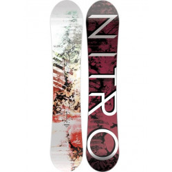 Pack Snowboard + Fix Nitro Lectra + Rythm Black