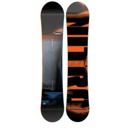 Pack Snowboard + fix Nitro Prime + Staax Black