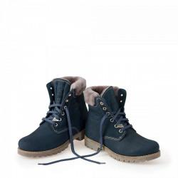 Chaussures Panama Jack Panama 03 Igloo B8 Blue