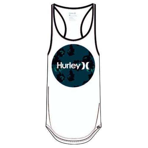 Débardeur Hurley Krush Live Dri-Fit Blanc