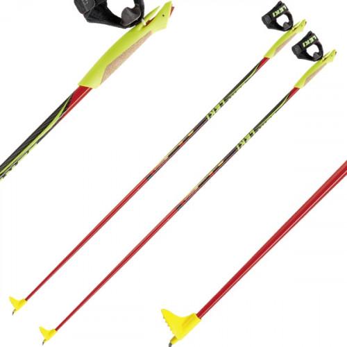 Bâtons de ski de fond Leki Genius Carbon