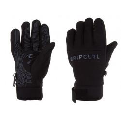 Gants De Ski Rip Curl Pipe Gloves Men Jet Black