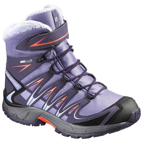 Chaussures Rando Salomon Xa Pro 3d Winter Ts Cs Vi