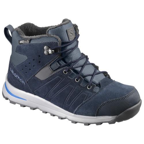 Chaussure rando Salomon Utility Ts Cswp J Slateble