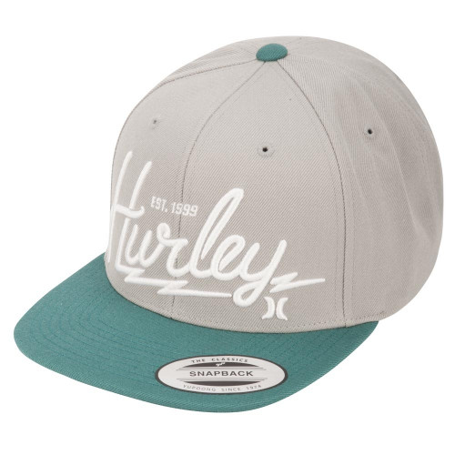 Casquette Hurley Bolts Grise