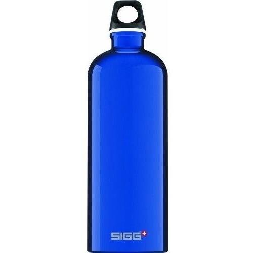Gourde Sigg Traveller Alu 1L Blue