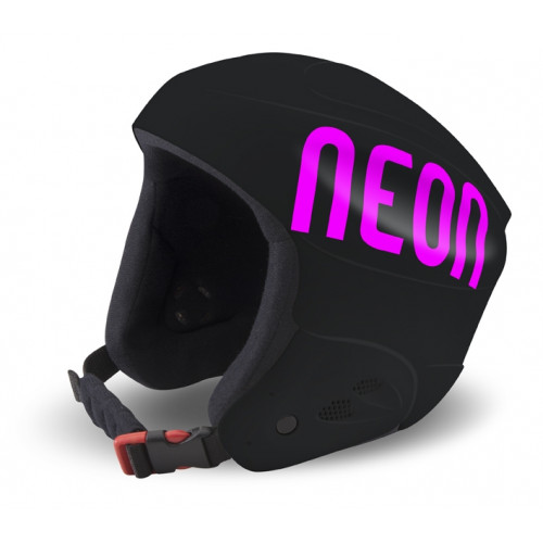 Casque de Ski Neon Hero Teen Black / Pink Fluo