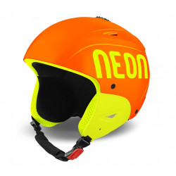 Casque de Ski Wild Plus Orange Fluo / Yellow Fluo