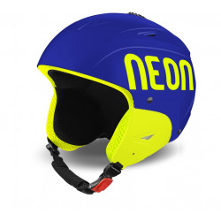 Casque de Ski Wild Plus Blue Royal / Yellow Fluo