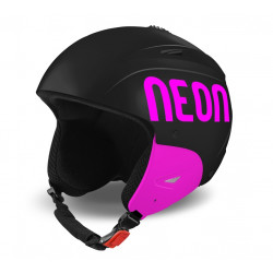 Casque de Ski Wild Black / Pink Fluo
