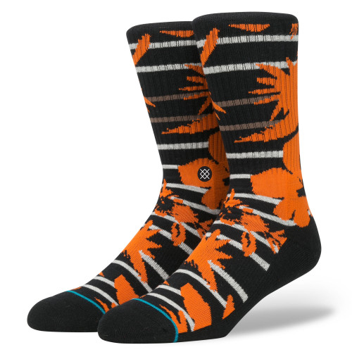 Chaussettes Stance Side Step Maui St Nick Black