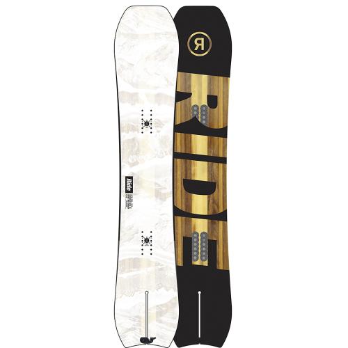 Snowboard Ride Alter Ego Blanc