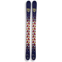 Skis Black Crows Junius Bleu
