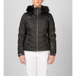 Veste de ski Spyder Falline Real Fur Jacket